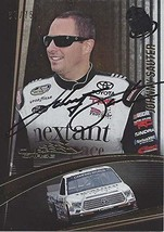 AUTOGRAPHED Johnny Sauter 2015 Press Pass Racing Cup Chase Edition (#98 Extant T - $25.19
