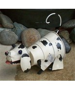 Pail Pal Dog Metal Sculpture Pails NIB - $12.99