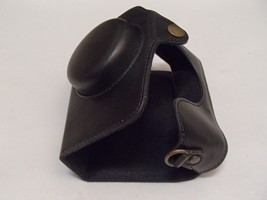MegaGear Ever Ready Protective Leather Camera Case for Canon PowerShot S... - $23.95