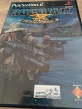 Sony PS2 SOCOM II: US Navy Seals image 1