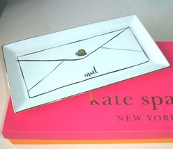 """Kate Spade Daisy Place Snail Mail Letter Tray Catch All 11x6"""" New In Box - $82.90"""