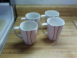 Corelle simple lines mugs - $16.10