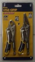 IRWIN Tools 1771884 VISE-GRIP Locking Pliers Set Fast Release 2-Piece - $15.84