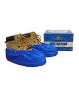 ShuBee Waterproof Shoe Covers, Light Blue 40 Pair - $39.12