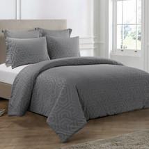 Your Lifestyle Grey Seville King Comforter Set - $130.00