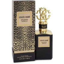 Robert Cavalli Splendid Vanilla Perfume 3.4 Oz Eau De Parfum Spray image 4