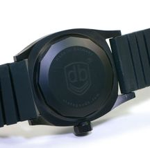 Vintage VDB 2016 Black PVD Watch 46mm Limited to 30 Box Papers image 6