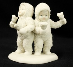 Department 56 Snowbabies Let's All Chime In No Box 68454 - $11.02