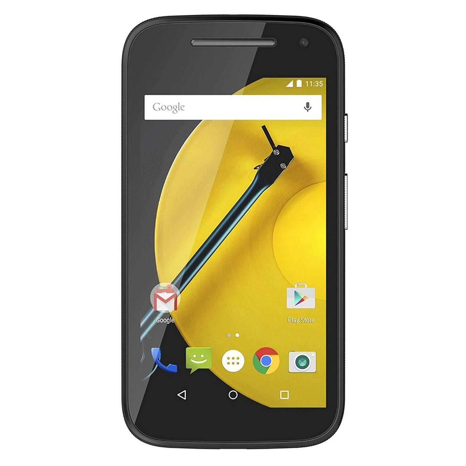 Primary image for AT&T Motorola Moto E (2nd Generation) Locked Cellphone, Black