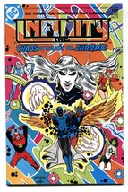 Infinity Inc. #14 1st published artwork by TODD MCFARLANE at DC -comic book - $24.83