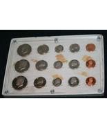 1978-80 Mint Set~ 1/2 1/4 Nickel & penny set~ Light nicking on the sides... - $37.03