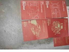 1974 Ford MUSTANG Thunderbird Lincoln Mercury Cougar Servizio Shop Repair Manual - $29.68
