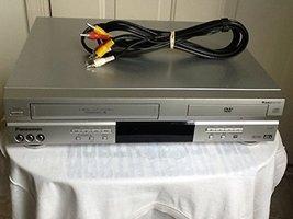 Panasonic PV-D4743S DVD/CD 4-Head Hi-Fi Stereo Omnivision VHS Player DVD Player  - $109.00