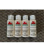 NEW Lot Matte Acrylic Craft Paint Antique Parchment 2 fl. oz. each (8 oz... - $15.87