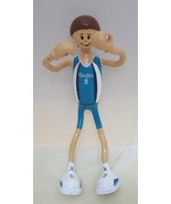 Kid Galaxy Bendos Laney Number 9 In Toy Basket Ball Sports Good Shape T63 - $12.38