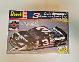 REVELL Dale Earnhardt 3 Goodwrench 2001 Monte Carlo OREO Shootout Model ... - $28.71