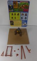 Donatello Soft Head TMNT Loose Action Figure 1988 Playmates Ninja Turtles - $37.10