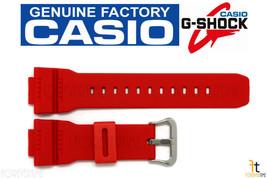 CASIO G-7900A-4D G-Shock Original Red (Matte) Rubber Watch BAND G-7900A-4V  - $69.95