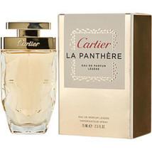 CARTIER LA PANTHERE LEGERE by Cartier #273586 - Type: Fragrances for WOMEN - $71.59