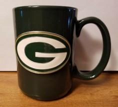 NFL Green Bay Packers 15oz Ceramic Green Coffee Mug with Team Logo - $25.47