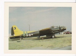 BOEING B-170 FLYING FORTRESS VINTAGE UNUSED POSTCARD PLANES OF FAME AIR ... - $1.78