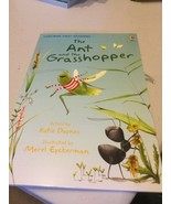 Usborne First Reading THE ANT AND THE GRASSHOPPER - $6.04