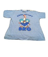 """Cat in the Hat - """"Cool Story Bro"""" t-shirt - size S- Thing 1 & 2 - Dr. Seuss - $6.92"""