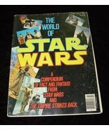 The World Of Star Wars Magazine Issue 2 1981 - $17.99