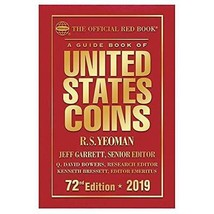 2019 Official Red Book of United States Coins - Hardcover 72nd Edition - $20.29