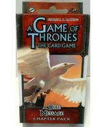 A Game Of Thrones A Dire Message Chapter Pack Game Fantasy Flight GOT107! - $2.90