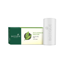 Biotique BIO MORNING NECTAR SKIN SOAP FLAWLESS SKIN SOAP 75 gms  & 150 gms - $8.51+