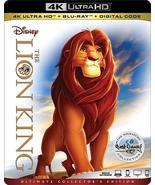 Disney The Lion King (4K Ultra HD+Blu-ray+Digital) - $22.95