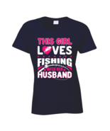 This Girl Loves Fishing Tshirt - $18.99+