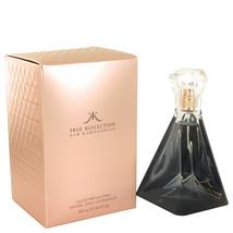 True Reflection by Kim Kardashian Eau De Parfum Spray 3.4 oz - $30.95