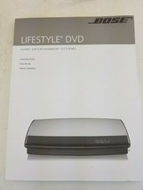 Bose Lifestyle  operating and Installation Manual DVD Home DVD  update ... - $27.94