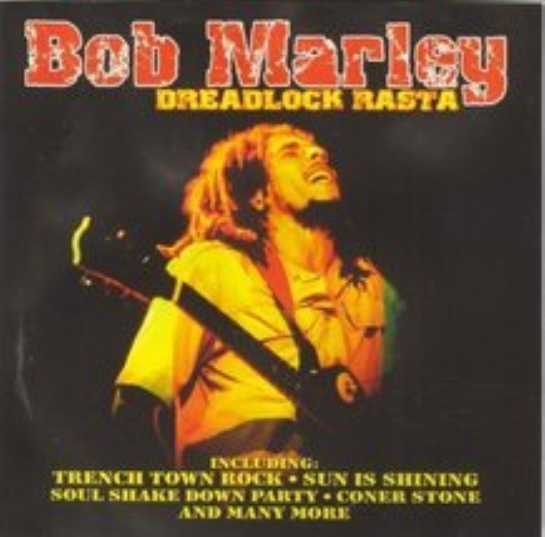 Dreadlock Rasta by Bob Marley Cd