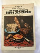 Bantam Mini Cookbook Shelf: The Instant Gourmet's Bread & Cake Cookbook - $7.00
