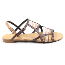 Nine West Womens Sandal NWRUNNER DK BRN MUL - $73.98