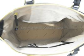 NWD Brahmin Large Duxbury Satchel/Shoulder Bag in Charcoal Westport image 10