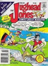 Jughead Jones Digest Magazine, The #59 FN; Archie | save on shipping - details i - $2.50