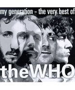 My Generation: The Very Best of the Who by The Who Cd - $10.25