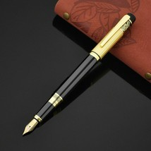 Aihao® Student Hero Brand 901 Metal Ink Fountain Pen Luxury Calligraphy Pen - $5.42