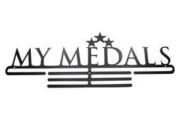 (My Medals, Black) OFG Medal Hanger for Display... - $53.69