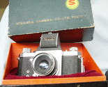 Miranda S RARE 35mm Vintage Camera c/w 50mm 2.8 Lens BOXED - Collectors Item - - €272,10 EUR