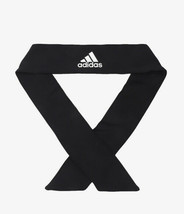 adidas Alphaskin Tie Headband Tieband Bandana Black Fashion Sports 5147633 - $22.37