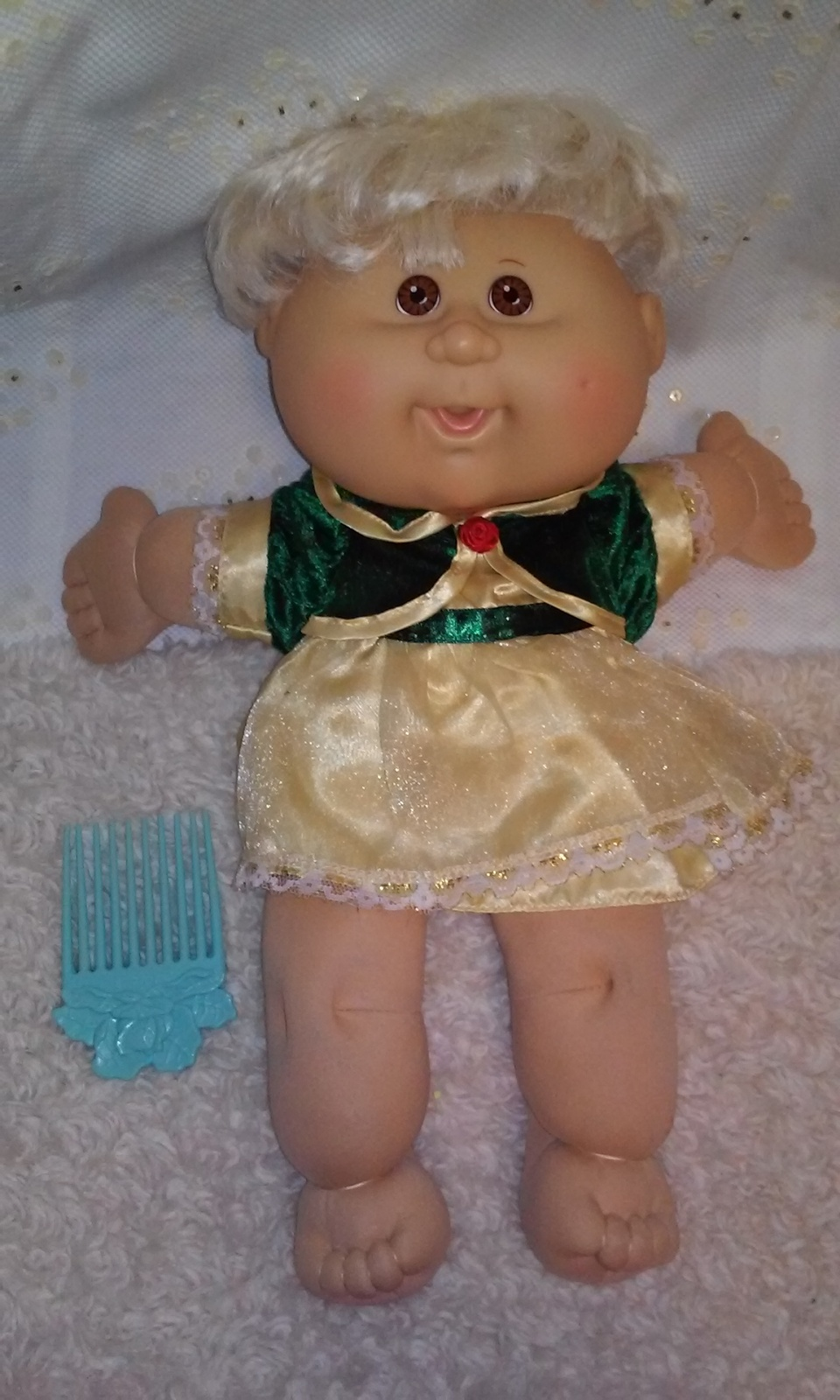 CPK Cabbage Patch Kids Doll Holiday Babies and 39 similar items