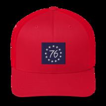 Betsy Ross hat / betsy Ross Trucker Cap image 1