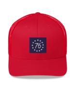 Betsy Ross hat / betsy Ross Trucker Cap - $36.00