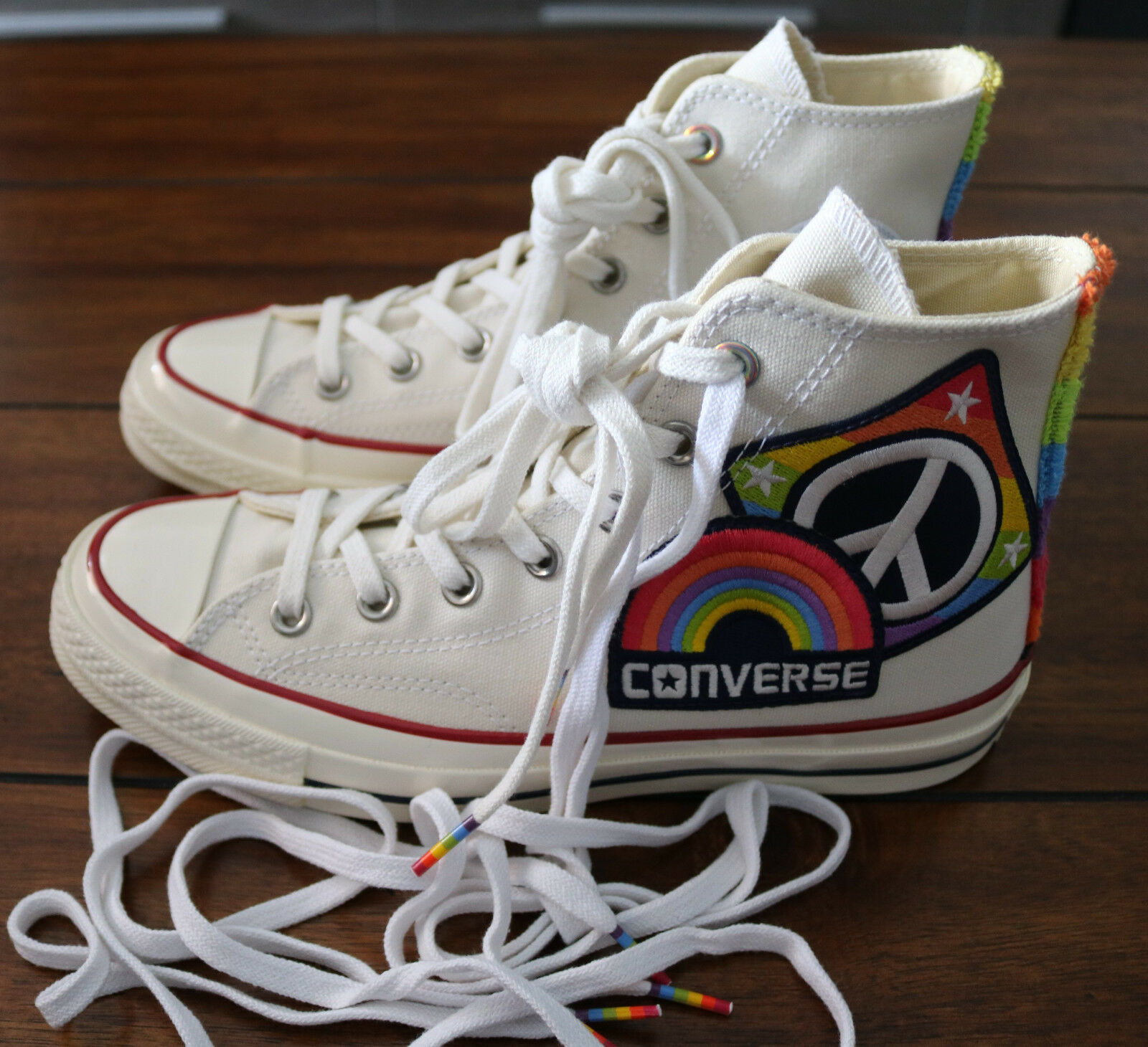 Converse Chuck Taylor All Star AS 70 Hi Pride Parade Rainbow 158420C Unisex