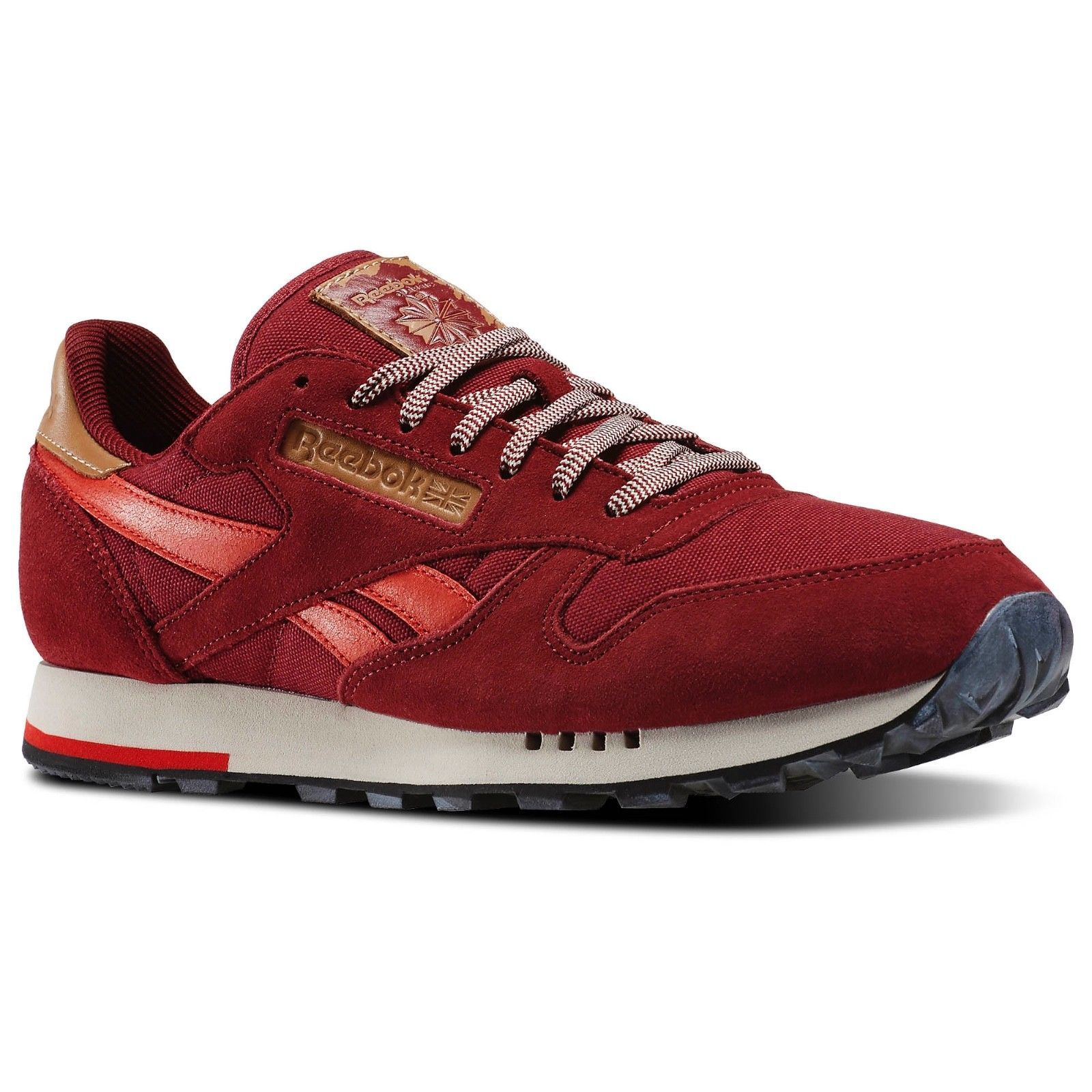 54c0883114a102 S l1600. S l1600. Previous. Reebok Men s Classic Leather Utility Trainers  Running Shoes - V72845 · Reebok ...